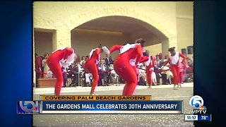 The Gardens Mall celebrates 30 years