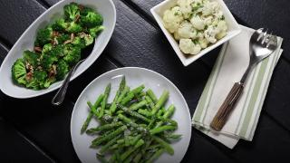 How to Blanch Vegetables - Video