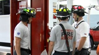 Inside look at how firefighters train - Video