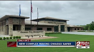New complex making Owasso safer