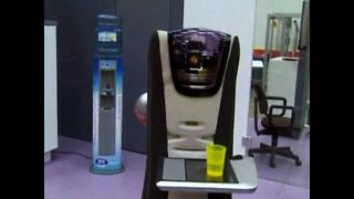 Care Home Robot - Video