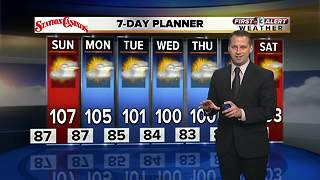13 First Alert Weather for July 7