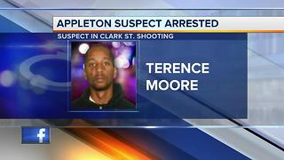 Suspect in Appleton shooting taken into custody in Chicago area