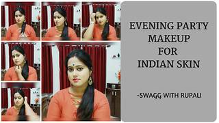 Evening party makeup for Indian skin | Swagg with Rupali | - Video
