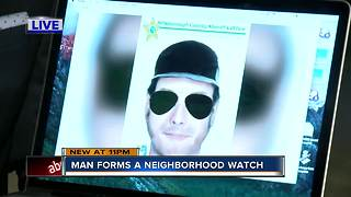 Concerned residents forming neighborhood watch following Northdale Lake Park trail attack - Video
