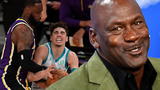 How Drafting LaMelo Ball Is The Reason Michael Jordan Will Always Be The GOAT Over LeBron James