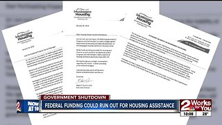 Housing authorities worry about Section 8 funding amid shutdown