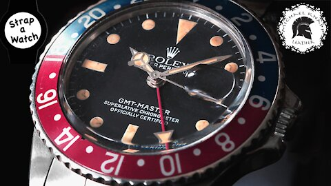 ROLEX Pepsi GMT MASTER 1675, Pan Am White Dial, Bakelite Bezel, Omega Silver Shoopy, new OP & More!