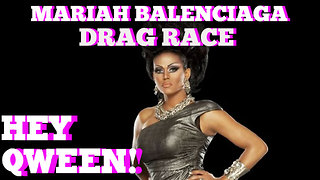 Mariah Balenciaga On Her Drag Race Experience: Hey Qween! BONUS - Video