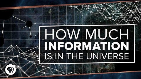 How Much Information is in the Universe?
