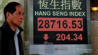 Global Stocks Worried About Recession