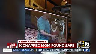 Woman kidnapped from Santa Barbara spotted in Arizona has been found safely - Video