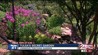 Tulsa's secret garden - Video