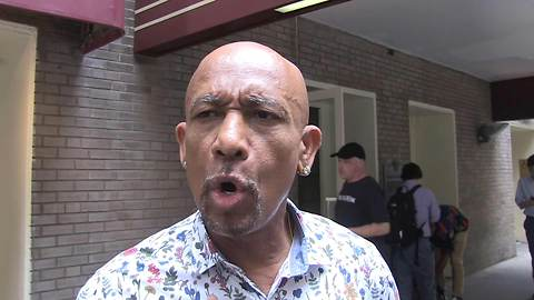 Montel Williams Worried About Kanye's Lunch with President Trump