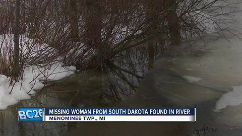 Authorities release new information on body found in Menominee, Michigan