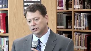 Superintendent leaving after rising through ranks of Clark County School District - Video