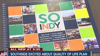 Southside excited about new quality of life plan in Indianapolis - Video