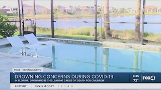 Increase in accidental child drownings amid pandemic