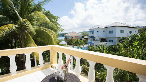 Make This Ultra-Lux Jamaican Beach Villa Yours With a Private Beach Just 50 Yards From Your Front Door