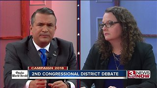 Midterms 2018: Bacon, Eastman debate immigration and border security