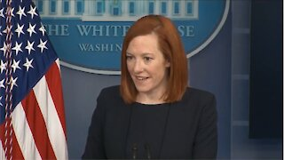 STUNNING: Psaki's Explanation of Press Aide's Comments to Reporter Says It All