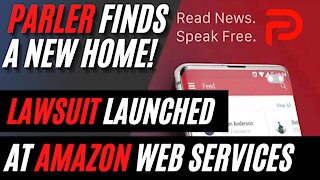 Parler Finds a Server Home with Epik as Lawsuit is Launched Aganst Amazon Web Services