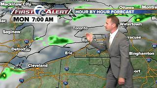 7 First Alert Forecast 07/10/17 - Video