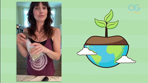How To Eliminate Millions Of Bacteria With A Plant Based Spray - Green Clean Queen (E1)