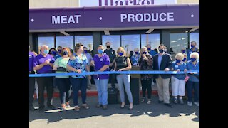 New supermarket opens in Laughlin
