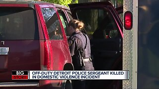 Off-duty Detroit police officer found dead inside Garden City home