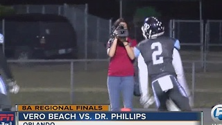 Vero Beach falls to Dr. Phillips in regional final - Video