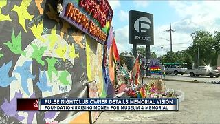 A-list celebrities pitching in to turn Pulse nightclub into memorial and museum - Video