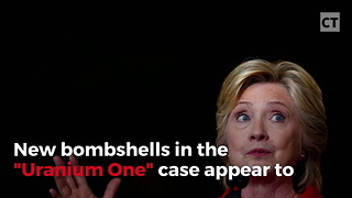 "Uranium One Informant Has Video of ""Briefcases Full of Cash"" - Video"