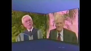 Billy Graham admits to being a false prophet
