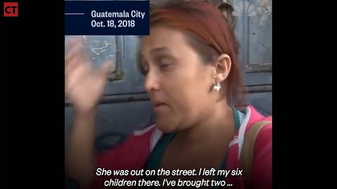 NBC Praises Woman Who Left Children So She Could Illegally Cross Border