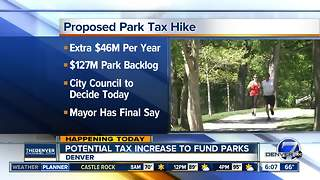 Denver City Council to consider tax hike for parks - Video