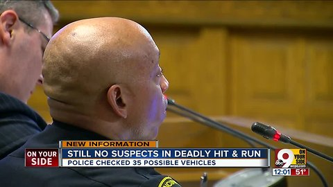 Still no suspects in deadly hit-and-run