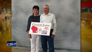 Sesquicentennial and century farms honored at Wisconsin State Fair - Video