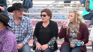 Local business roping in money during Rodeo week - Video