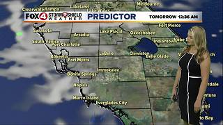 FORECAST: Hot & humid with afternoon storms - Video