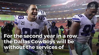 Dallas Cowboy Suspended First 4 Games Of Season For Second Straight Year - Video
