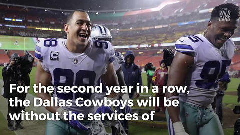 Dallas Cowboy Suspended First 4 Games Of Season For Second Straight Year