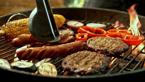 Grilling Burgers Wrong Could Be Fatal