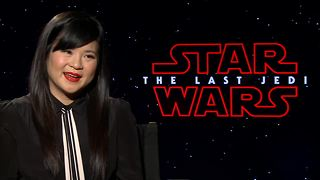 Actress Kelly Marie Tran talks San Diego, Star Wars role - Video