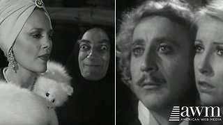 Rarely Seen Blooper From Young Frankenstein Resurfaces Online - Video