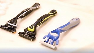 Save on your shave - Video
