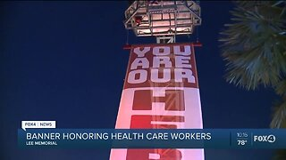 Honoring our local healthcare heroes