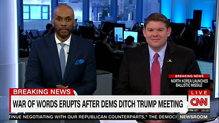 'They Are Acting Like Children': Brooke Baldwin Rips Pelosi, Schumer for Ditching Meeting with Trump - Video