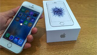 Apple Launches New iPhone SE