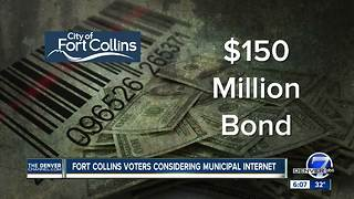 Fort Collins considers municipal broadband - Video
